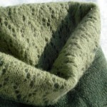 Langwidere folded cowl