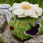 fairy queen tea cosy