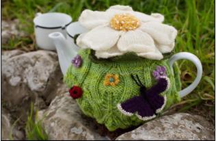 fairy queen tea cosy