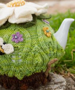 Fairy Queen Tea Cozy by Alexandra Aulisi & Cassandra Deavers